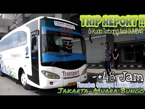 [TRIP REPORT!!] Trip Menjelajahi Pulau SUMATRA !! JAKARTA-MUARA BUNGO 48 JAM Perjalanan