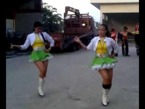 Majorette of Maharlika band Di mapipigilan