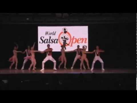 World Salsa Open 2013 grupales 1,