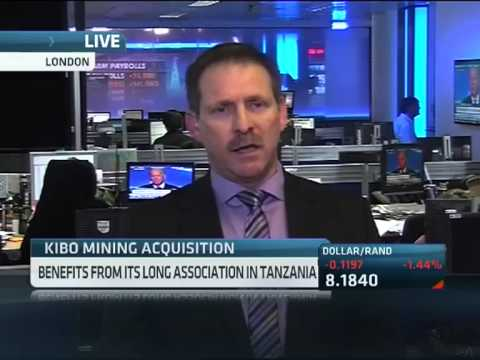 Kibo Mining Acquisition with Louis Coetzee