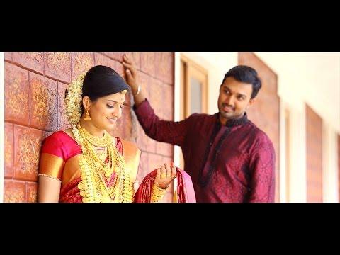 KERALA HINDU WEDDING HIGHLIGHT 2015 SAJITH...