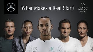 Laureus Sport for Good – What Makes a Real Star?