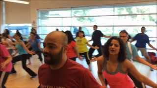 Full Body Fitness: 1234 Get on the Dancefloor | Bombay Jam®