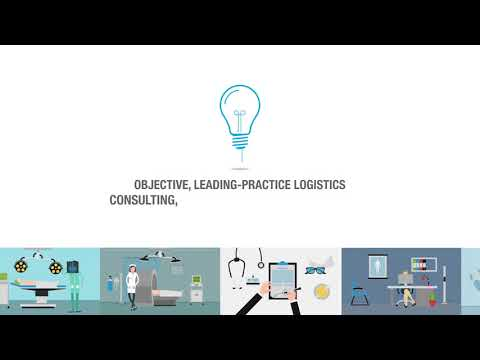 Logihedron - Logistics Specialists for Healthcare