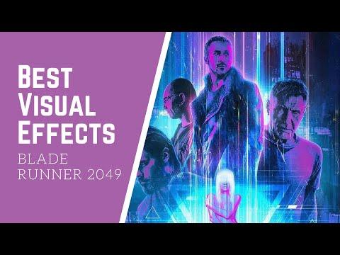 OSCAR 2018 | Blade Runner 2049 wins Best Visual Effects