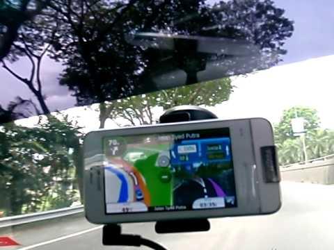 Garmin-Asus nuvifone M10 GPS