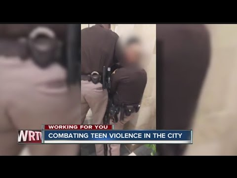 Teen violence numbers a concern in Indianapolis