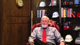 University of Utah President, David Pershing, Shares his Father's Best Advice