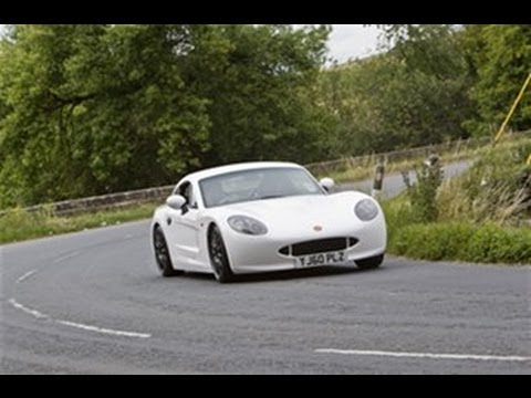 Ginetta G40 video review