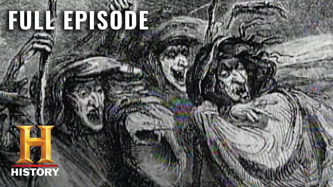 Download Ancient Mysteries: DARK HISTORY OF WITCHES (S4, E5)   Full Episode   History