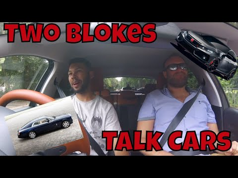 Two Blokes Talk Cars In A C3 Part I