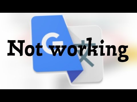 How To Fix Google Translate Not Working Problem Solve