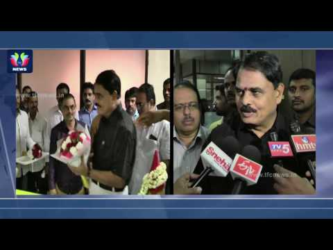 Raghunatha Reddy Inaugurates AP New Commissioner Office For Information & Public Relations |TFC News