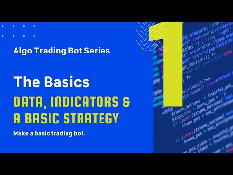 Algorithmic Cryptocurrency Trading Strategies In Python (part 1)