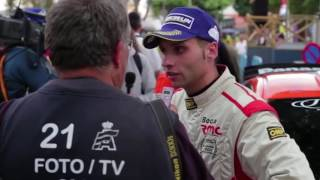 ver video: XXVII Rallye Villa de Adeje BP Tenerife Trofeo Cicar
