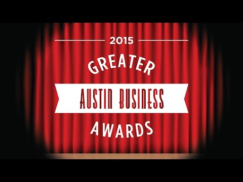 2015 Greater Austin Business Awards