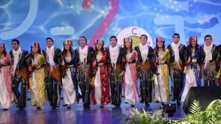 土耳其Hacettepe University Children & Youth Folk Dance Group:Halay from Urfa & Bitlis