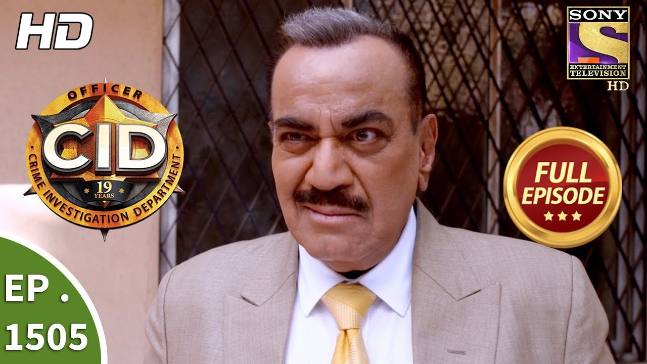 Download CID - Ep 1505 - Full Episode - 17th March, 2018
