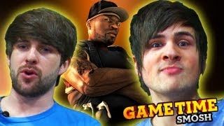 GANGSTA LIKE 50 CENT (Gametime w/ Smosh)