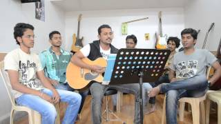Zindagi Zindagi - Duniyadari Marathi Movie Song Guitar Cover By Arvind