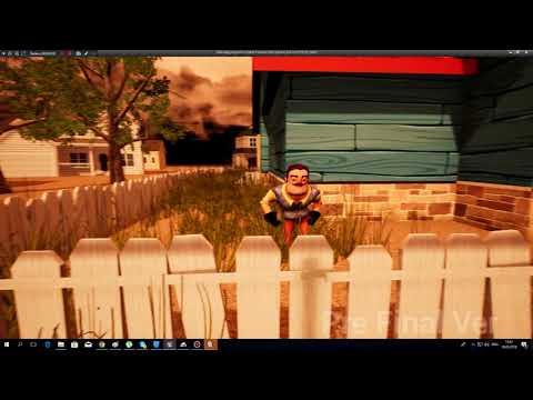 Hello Neighbour Prototype   custom dream for fun thumbnail