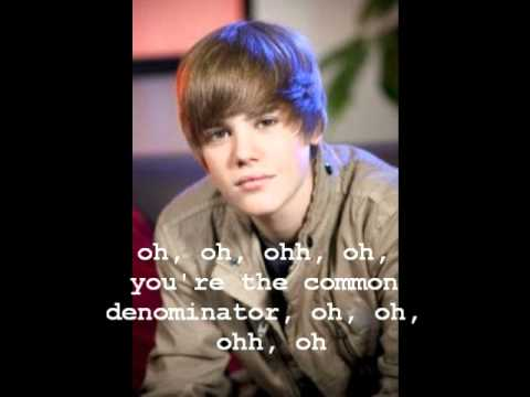 Common Denominator By Justin Bieber Lyrics