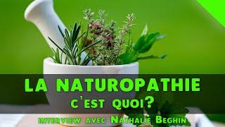 🌱 La Naturopathie, c'est quoi ? [Nathalie Beghin]
