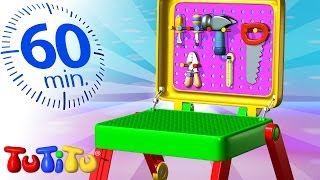 TuTiTu Specials | Tool Kit For Children | And Other Learning Toys  | 1 HOUR Special