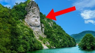 Archaeologists Found The BIGGEST Rock Carving Ever Made!
