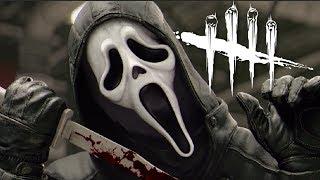 Гоуст Фейс Дед бай дейлайт! ДБД за Крика! Horror games online