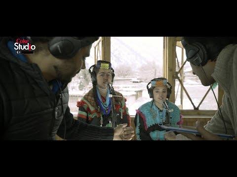 Story of Pareek, Ariana and Amrina, Coke Studio Explorer 2018
