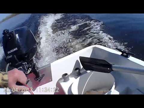 гидрокрыло на лодку пвх