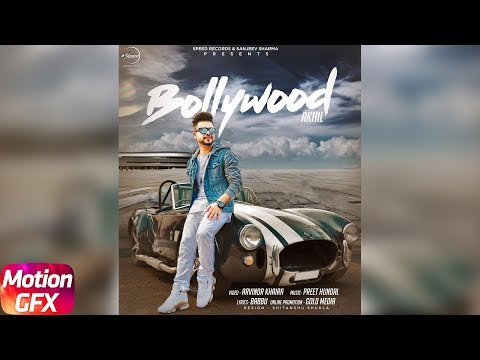 Bollywood Motion Poster - Akhil | Bollywood Song