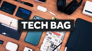 What's in my CARRY-ON / TECH BAG 2020? Aer Commuter Brief