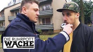 Betrunkener Fahrer ohne Führerschein: Michael Smolik regelt | Die Ruhrpottwache | SAT.1 TV