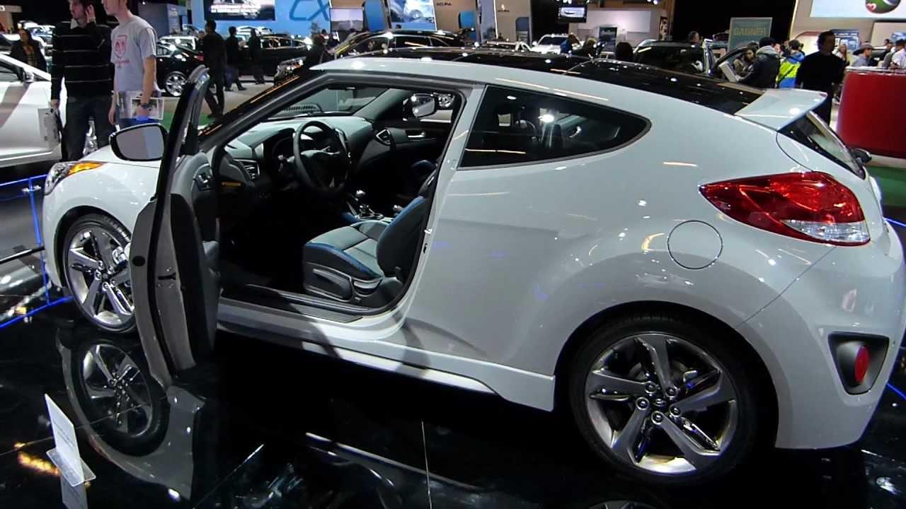 Hyundai Veloster Turbo Montreal Auto Show Panasonic Fz150 15