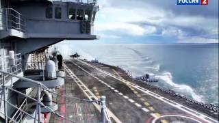 НОВЫЙ АВИАНОСЕЦ ДЛЯ ВМФ РОССИИ(, 2014-04-26T13:31:34.000Z)