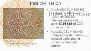 Pre-columbian Empires