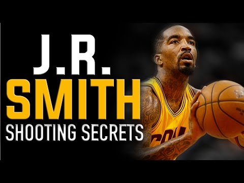 J.R. Smith Shooting Form: NBA Shooting Secrets