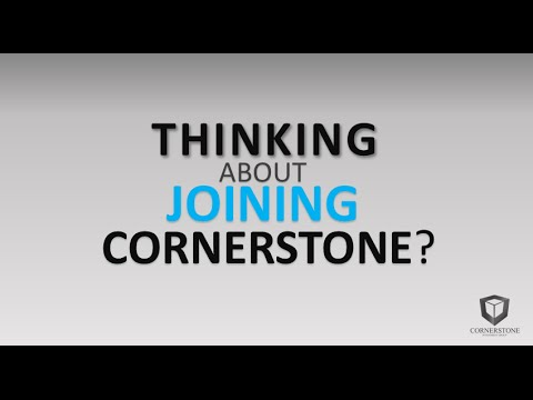 How to Join - Cornerstone Investment Group