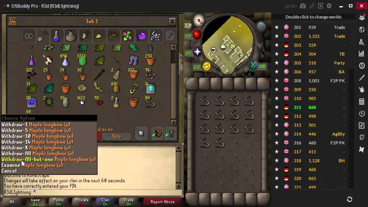 OSRS Mousekeys Guide |Dropping, Banking, Custom| How to get more xp/hr