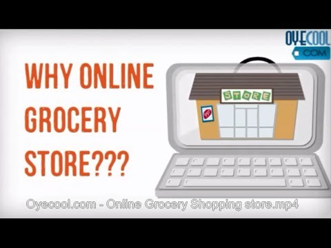 What is your opinion of online grocery shopping?