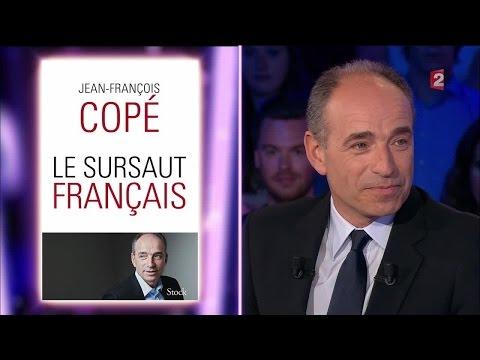 Jean-François Copé - On n'est pas couché 28 mai 2016 #ONPC