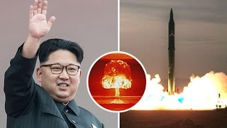 North Korea has pledged to launch a nuke strike on the US if a single bullet is fired