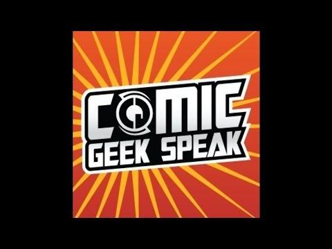 Scar Tissue Creative Team Interview - Comic Geek Speak - Episode 102
