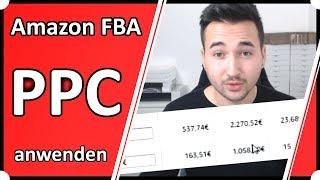 PPC Anzeigen richtig verwenden - Amazon FBA Werbeanzeigen verstehen