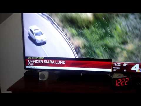 Police Pursuit In Torrance CA part 1