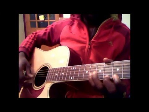 Guitar Lesson-Simple Palmwine Music, Akua atta