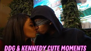 DDG & Kennedy Cute Moments