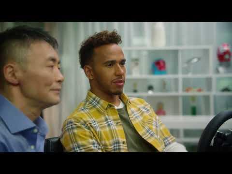 Siglata la partnership tra GT SPORT e Lewis Hamilton